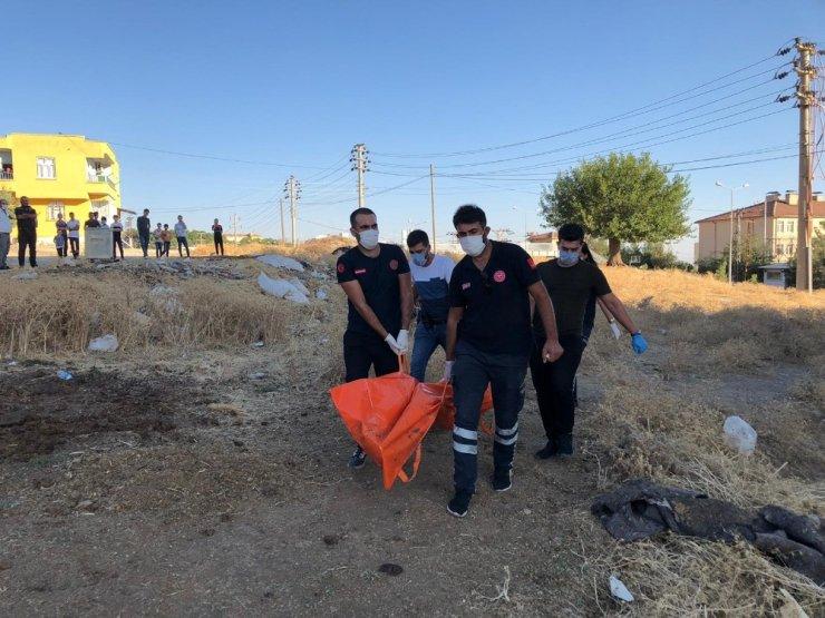 Diyarbakır'da bir inşaatta erkek cesedi bulundu