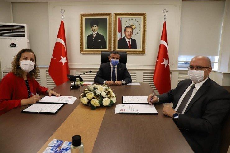 OSB ile Düzce Üniversitesi arasında protokol imzalandı