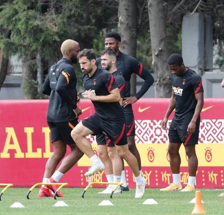 Galatasaray'da Rangers hazırlıkları devam etti