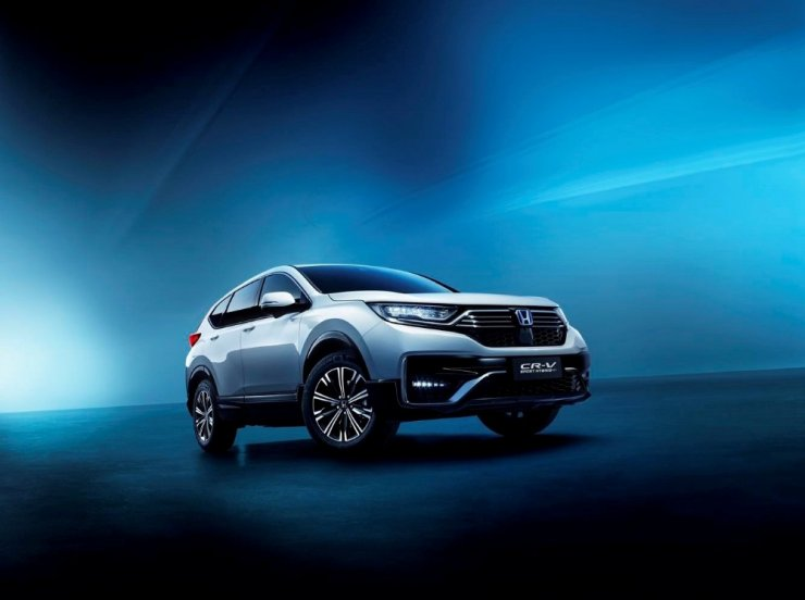 Honda SUV e:concept'in dünya prömiyeri Pekin Uluslararası Otomotiv Fuarı'nda yapıldı