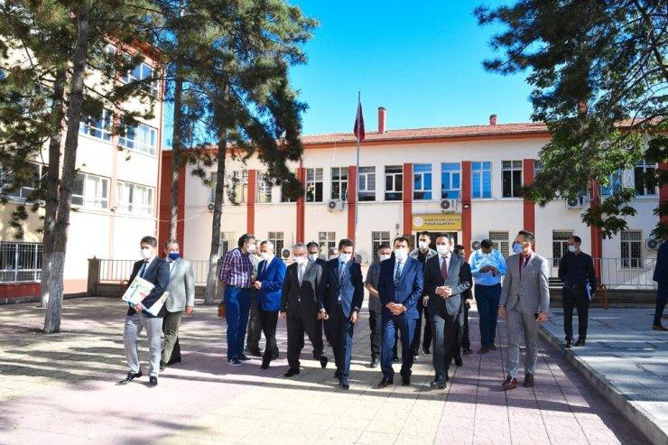 Malatya Milli Eğitim Müdürlüğüne yeni bina