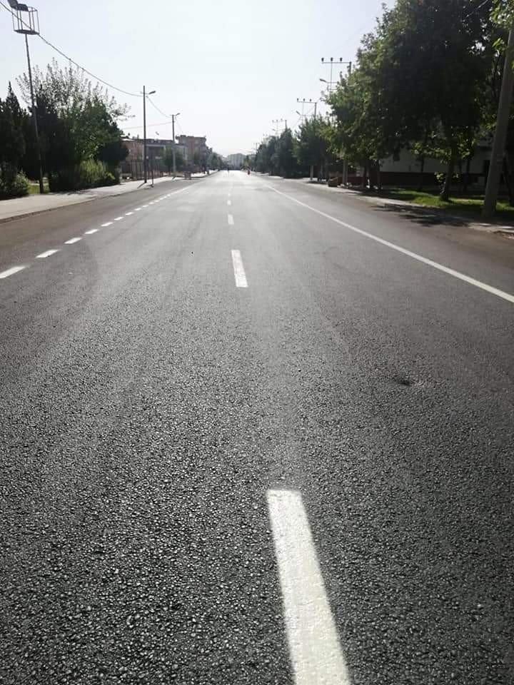 Bağlar Belediyesi kendi asfaltı ile ilçeyi ihya etti