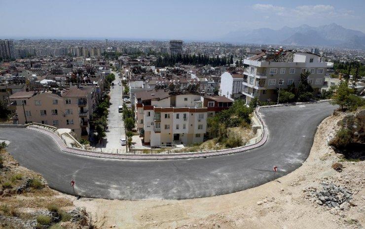 Barış'a modern şehir konforu