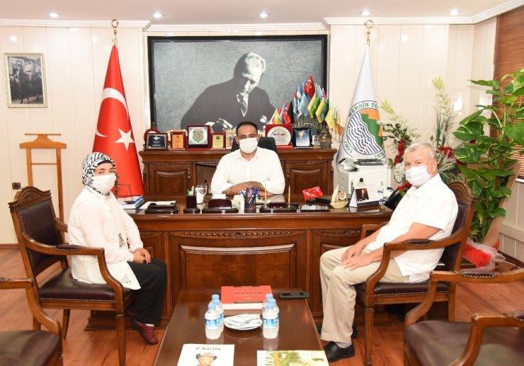 MEYAD'dan Başkan Yılmaz'a teşekkür
