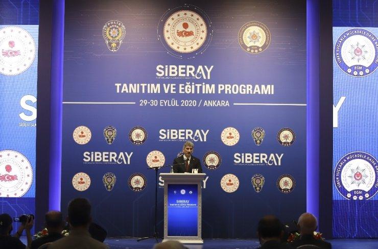 """""""Siberay Eğitim Programı"""" açılış töreni gerçekleştirildi"""