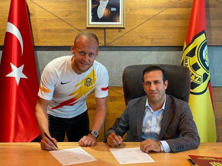 Yeni Malatyaspor, Semih Kaya'yı renklerine bağladı