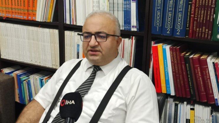 Malatya'da 400'ün üstünde sağlıkçı Covid-19 oldu