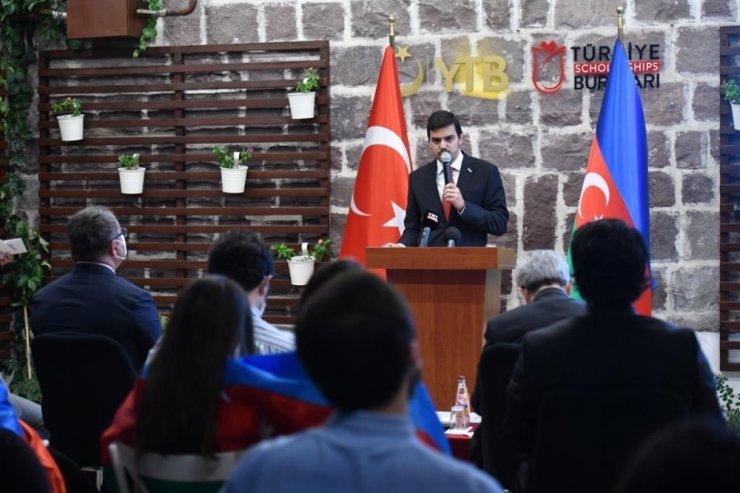 """YTB'den """"Türkiye-Azerbaycan Dayanışma Programı"""""""