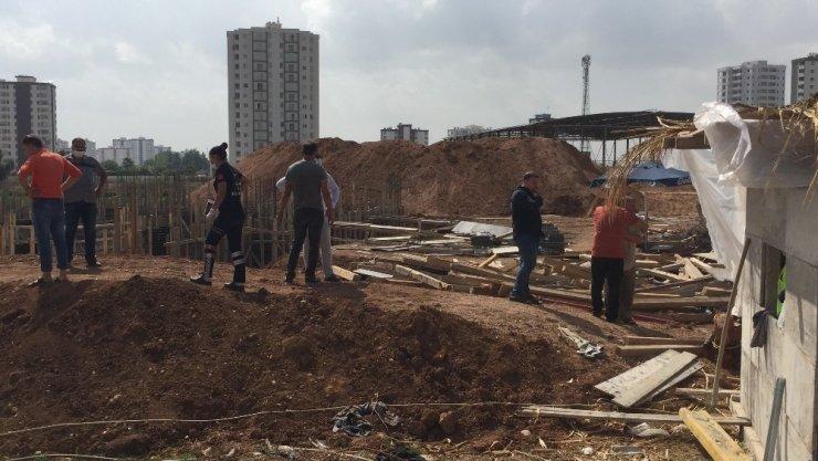 Akıma kapılan inşaat işçisi hayatını kaybetti