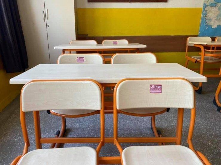 """Kurtkulağı Orhan Ekinci İlkokulu/Ortaokulu'na """"Okulum Temiz"""" belgesi"""
