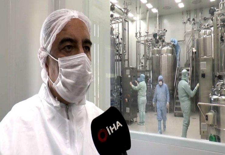 Vetal, Türkiye'nin ve diğer ülkelerin aşılarını üretebilecek