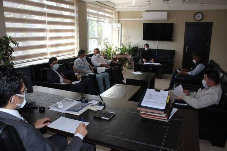 Şuhut'ta Köylere Hizmet Götürme Birliği Encümen toplantısı