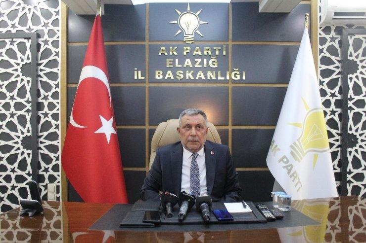 """AK Partili Yıldırım, """"İnandığımız yolda yürürken partimize yeni değerler katmaya çalışacağız"""""""