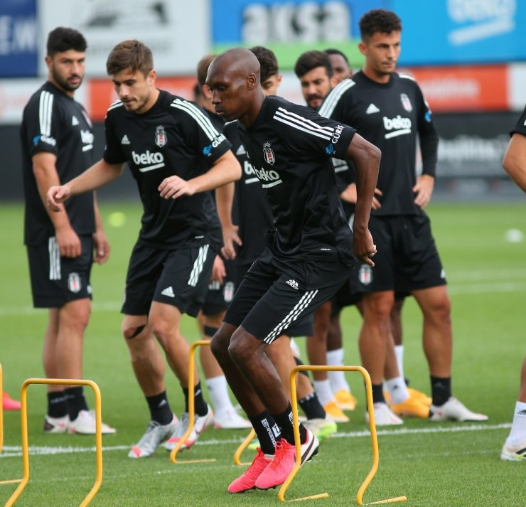 Beşiktaş, Gençlerbirliği maçının hazırlıklarını sürdürdü