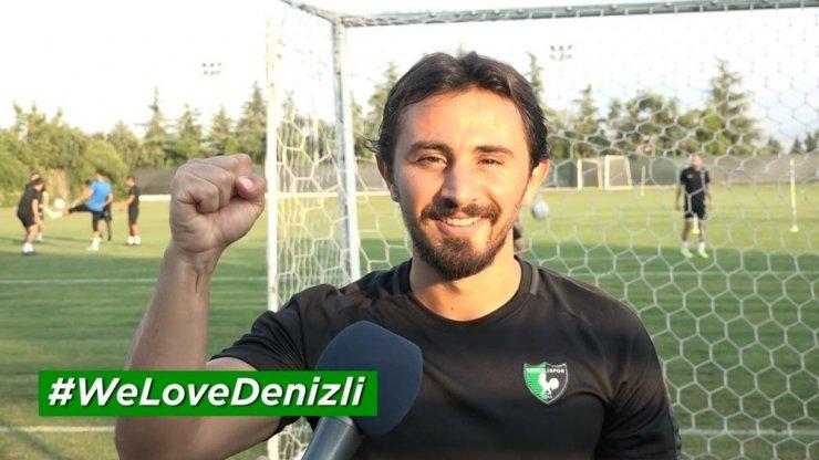 Denizlispor #WeLoveDenizli akımına katıldı