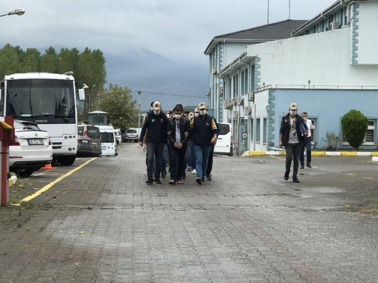 Düzce DAEŞ operasyonu: 7 gözaltı