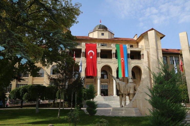 Gazi Üniversitesinden Azerbaycan'a destek