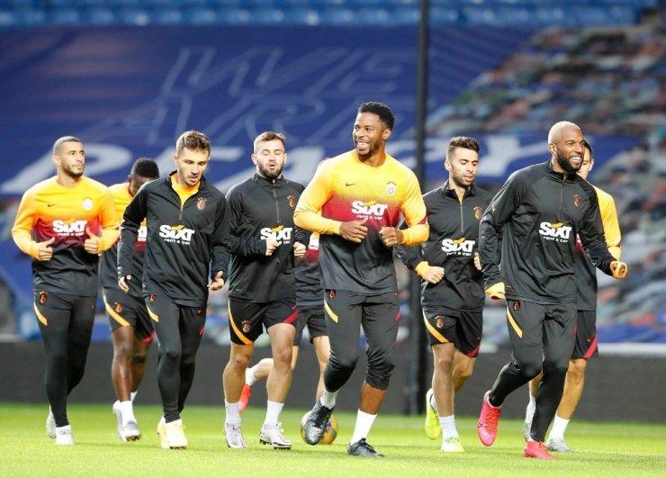 Galatasaray, Rangers hazırlıklarını tamamladı