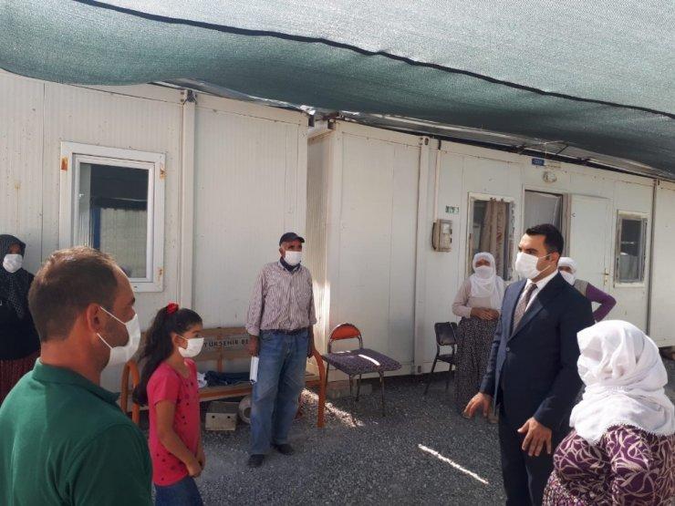 Depremzedeler yakında konutlarına taşınacak
