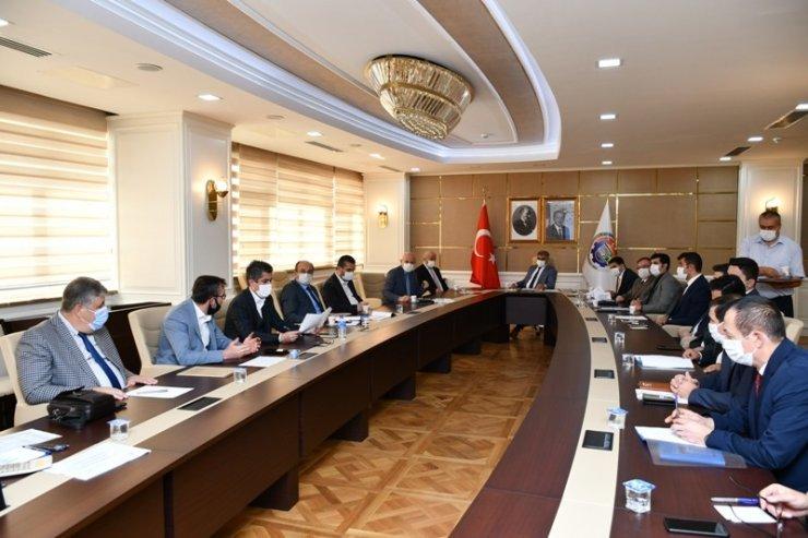 Karabük'te KÖYDES Değerlendirme toplantısı