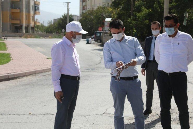 """Başkan Çolakbayrakdar: """"Hedeflerimize emin adımlarla yürüyoruz"""""""