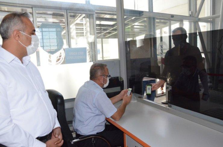 Malatya Büyükşehir'de, HES kodu uygulaması