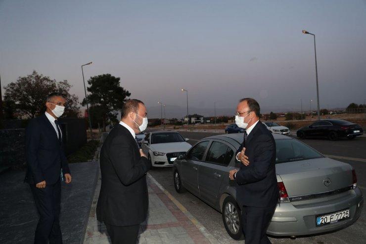 """Başkan Örki, """"Her şey Pamukkale için"""""""