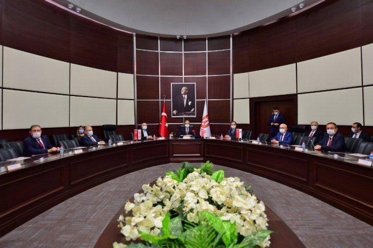 SASAD ve SSİ'den savunma ve havacılık iş birliği protokolü