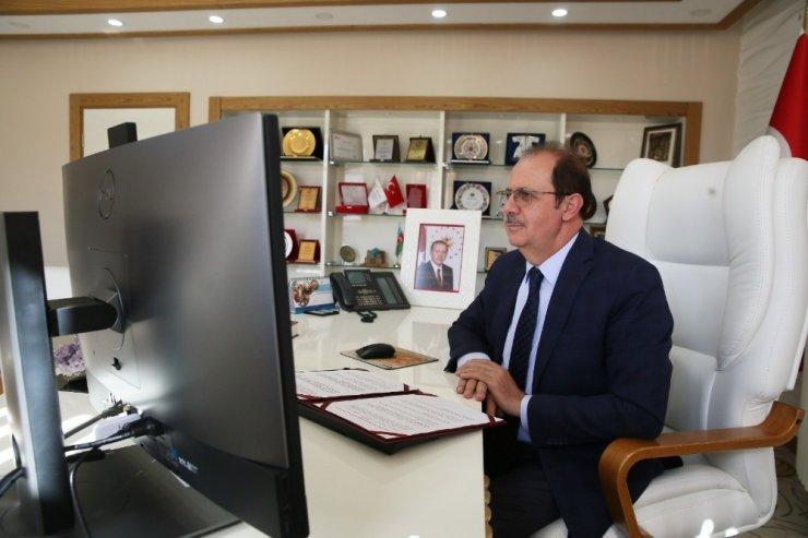 Türk Patent Birimi artık Bayburt Üniversitesinde: Birimin ilk faaliyeti online seminer oldu