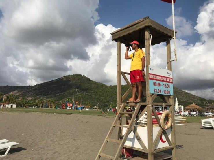 Kahraman cankurtaran denizdeki can pazarını anlattı