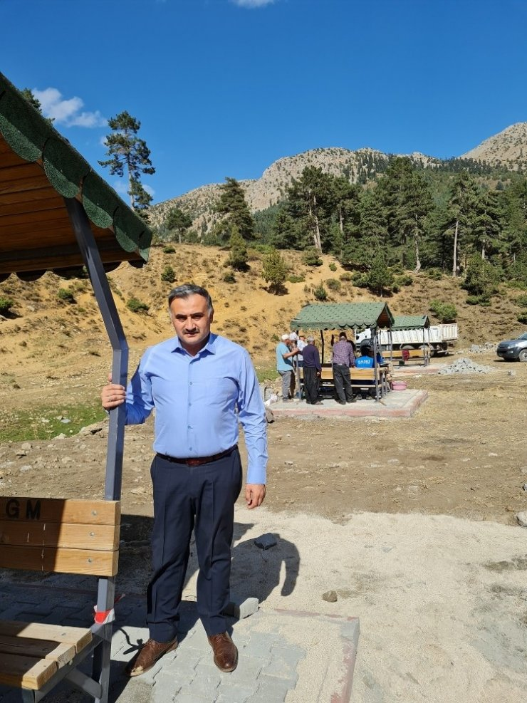 """Başkan Mehmet Cabbar: """"Yaylacık ve Kale Mahallemize hayırlı olsun"""""""