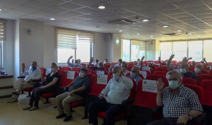 Erdemli Belediye Meclisi Ekim Ayı Toplantısı yapıldı