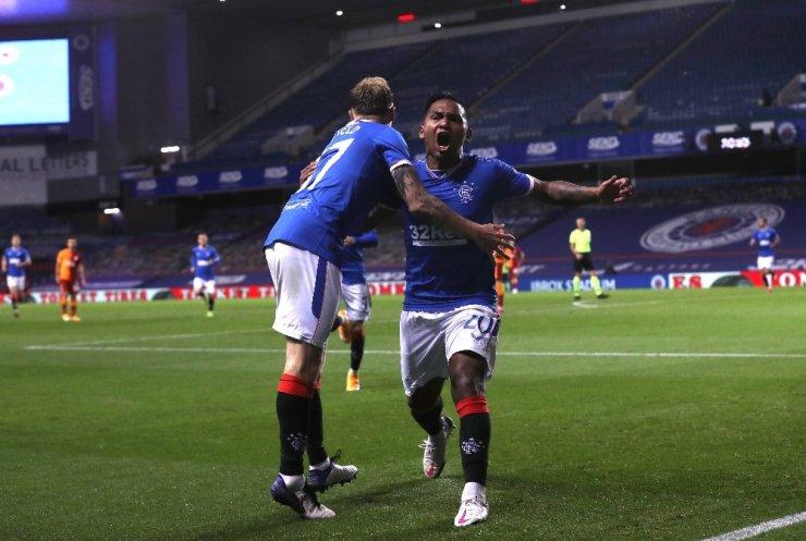 UEFA Avrupa Ligi Play-off: Rangers: 2 - Galatasaray: 1 (Maç sonucu)