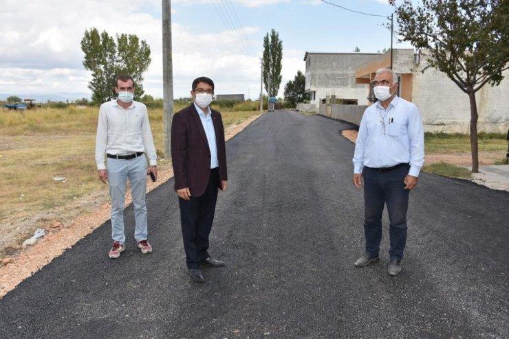 Şehzadeler Belediyesinden Akpınar'a yüz güldüren hizmet