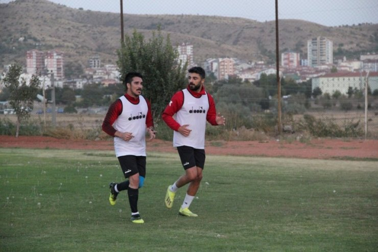 Nevşehir Belediyespor'da Ofspor hazırlıkları devam ediyor
