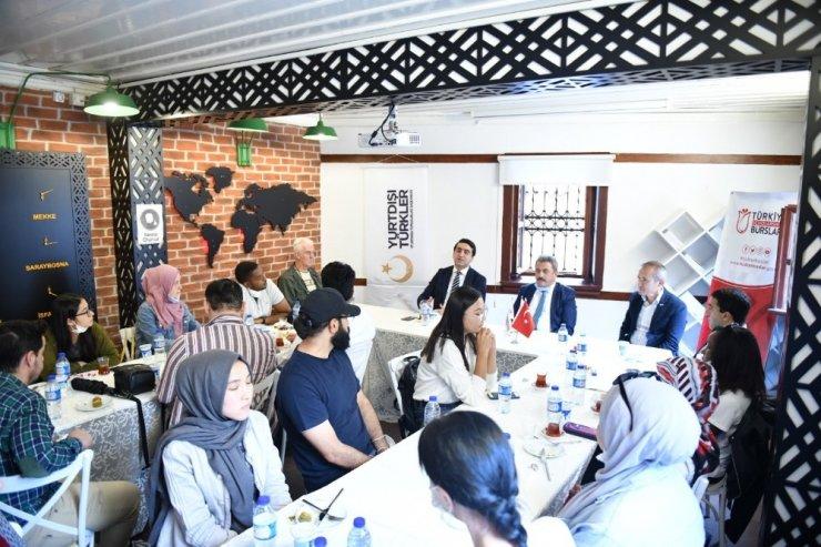 YTB'den Türkiye burslusu öğrencilere fotoğraf eğitimi ve foto-safari