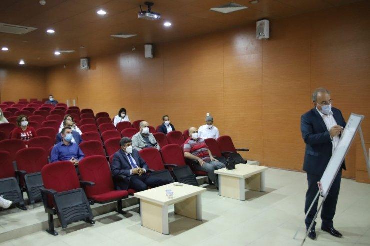 """Elazığ'da """" Akademik Yazım ve Araştırma Teknikleri"""" eğitimi"""