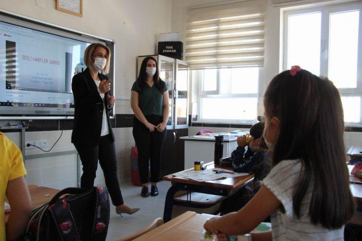 Nevşehir'de 25 bin öğrenci okula başladı