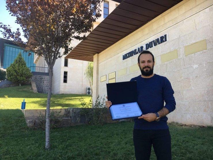 Hasan Kalyoncu Üniversitesi mezunu genç yaşta kaymakam oldu