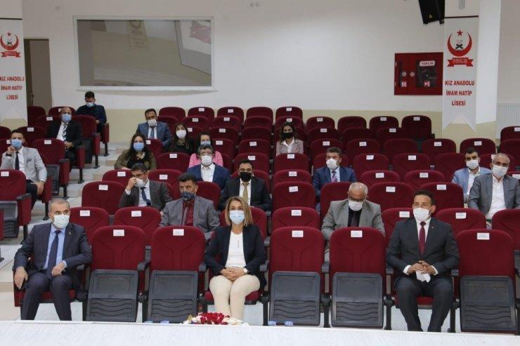 """Nevşehir'de 53 Okul """"Okulum Temiz"""" belgesi aldı"""