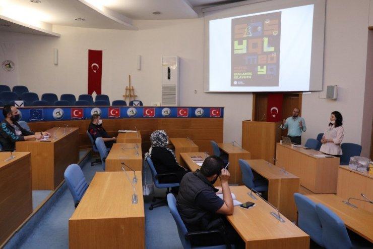 Düzce Belediyesi hizmet içi eğitimlerini sürdürüyor