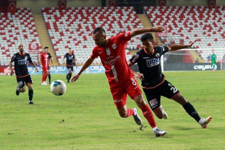 Antalyaspor'da Gaziantep FK karşısında hedef galibiyet