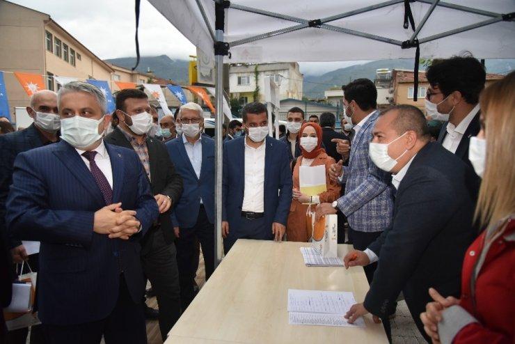 AK Parti Bursa Teşkilatından üye seferberliği