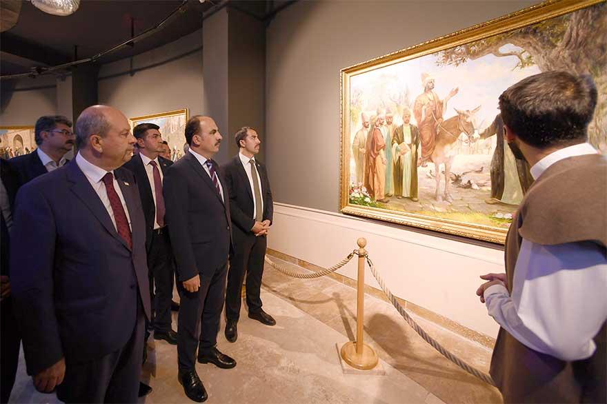 Kıbrıs Cumhurbaşkanı Konya ziyareti