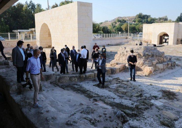Misis Antik Kenti'nde sonbahar kazısı sona erdi