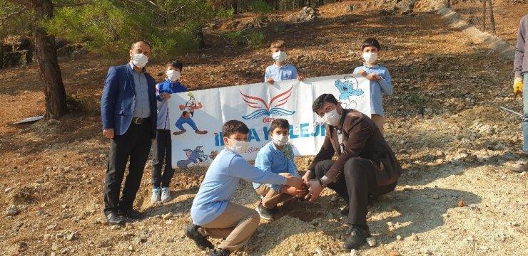 """İkra Koleji'nden """"Geleceğe Nefes' kampanyasına destek"""