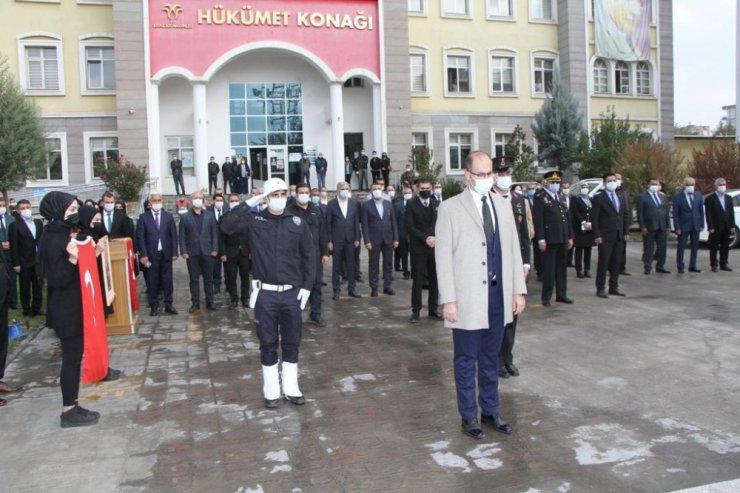 Bismil'de Atatürk'ü anma programı