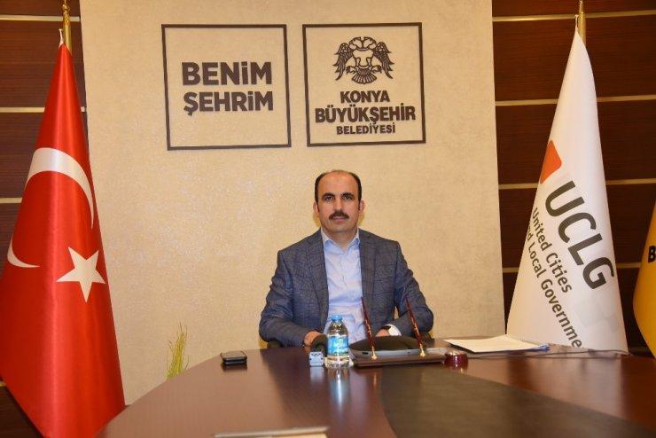 UCLG Eş Başkanı Altay BM Genel Kurul Başkanı Volkan Bozkır ile görüştü