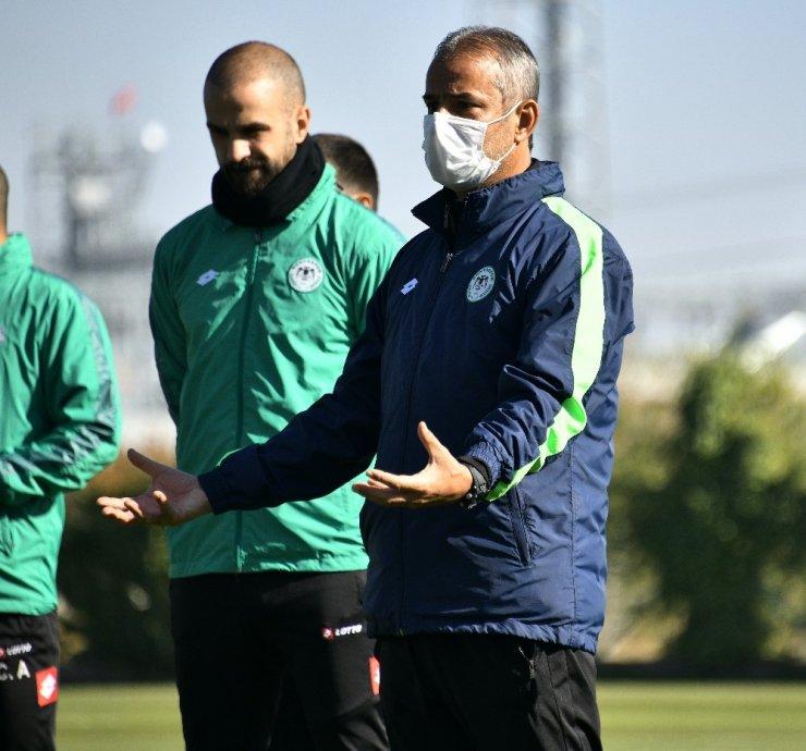 Konyaspor, Kasımpaşa hazırlıklarına başladı