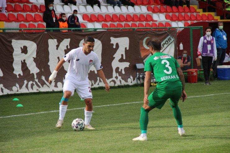 2. Lig: Elazığspor: 0 - Kırklarelispor: 1